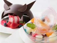 JR岡山駅「TARO's SQUARE」のカフェスイーツを考案!