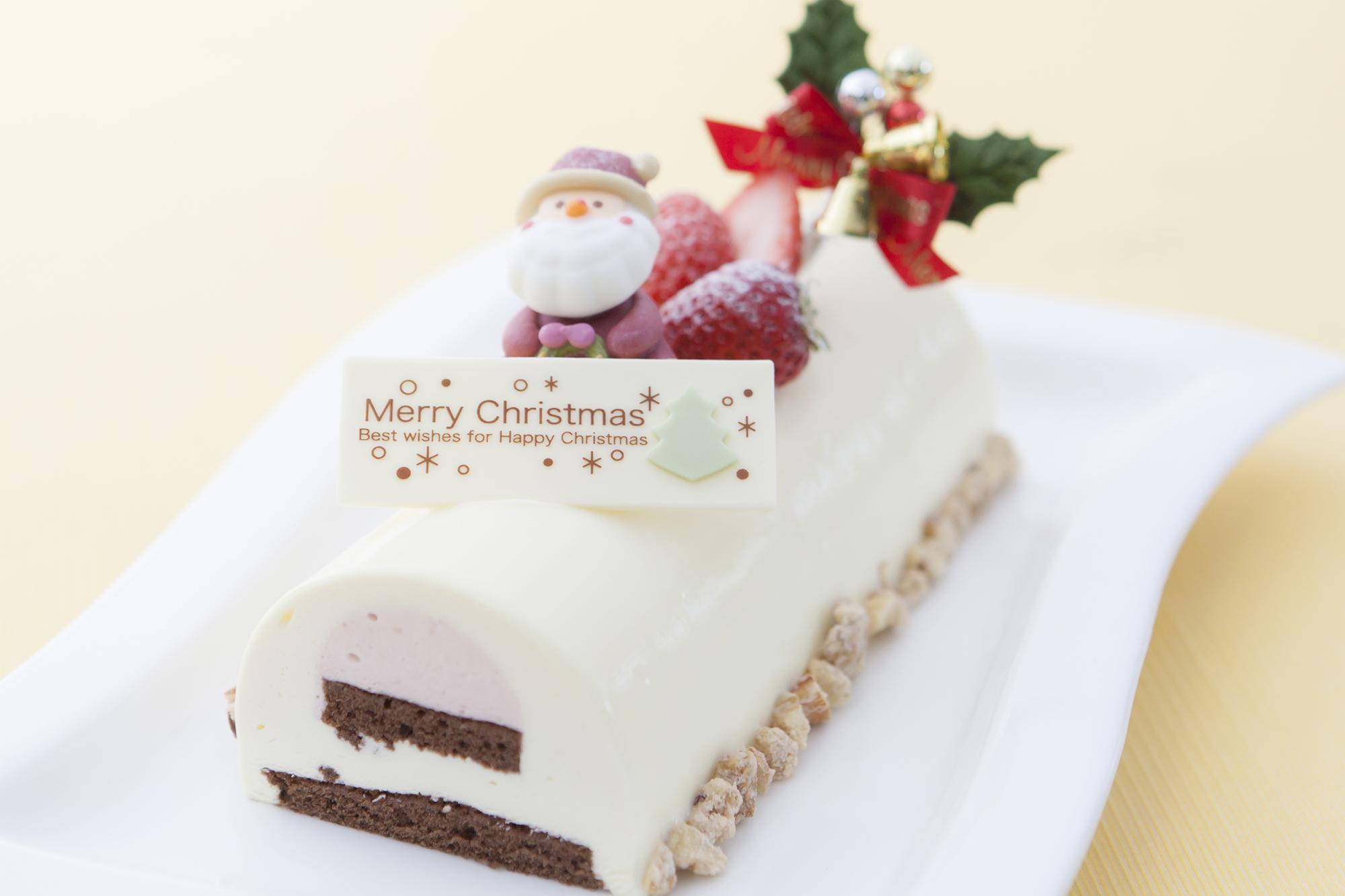 クリスマスケーキをつくろう!