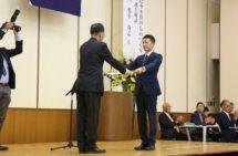 山田 侑欣先生がおかやま未来の匠奨励賞を受賞!