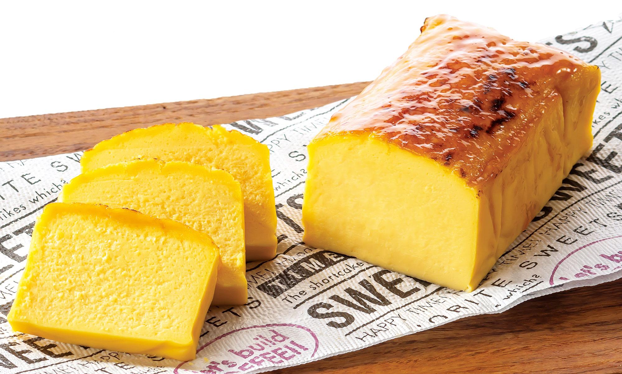 チーズのテリーヌ