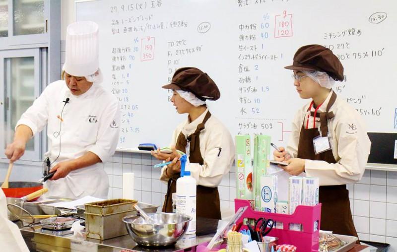 西日本調理製菓専門学校画像